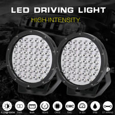 8inch 99999w Cree Led Driving Lights Spotlights Work Offroad 4WD HID BAR LAMP4x4
