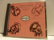 Michael Nyman – String Quartets 1-3 -Balanescu Quartet