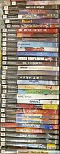 PlayStation 2 Ps2 Games - Pick and Choose - Very Rare Titles - Updated 3-27-21