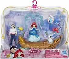 Disney Princess Evening Boat Ride, Ariel & Prince Eric Doll Figures