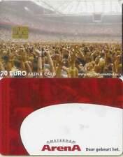 Arenakaart A093-02 20 euro: Zomer 2008