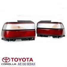 NEW Toyota Corolla 91-95 E100 KOUKI Tail Lamp Lights JDM Spec AE101 AE100 Sedan
