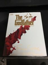 The Godfather Collection(The Coppola Restoration) (Blu-ray) BRAND NEW
