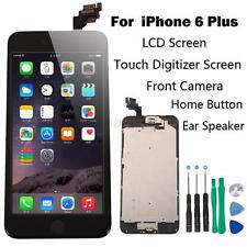 Black LCD Touch Screen Digitizer Assembly Replacement for iPhone 6 Plus + TOOLS