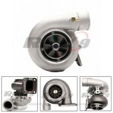 "Rev9 TX-72-68 Turbocharger T4 flange AR70 .96 3"" V Band Exhaust Oil Cooled 700HP"
