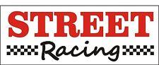 R003 STREET Racing - Cars, Trucks, SUV garage shop business banner