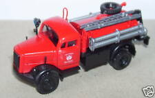 ROCO HO 1/87 CAMION OPEL BLITZ TLF 15 POMPIERS ROUGE