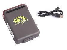 Quad Band Personal Rastreador GPS Rastreador para Vehículos tk102b GPS GSM GPRS web gratuito