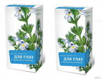 Russian Herbal TEA ALTAI / For eyes with blueberries & eyebright / 40 teabag