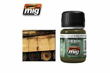 AMMO OF MIG A.MIG-1207 Streaking Grime for US Modern Vehicles 35ml