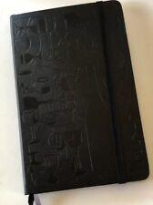 Unused MOLESKINE Passion Journal Wine Carnet Vins Hardcover Black Leather