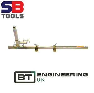 BT ENGINEERING Top Clamp – Timber Veneer & Adjustable UTOP 25 SCOM UK STOCK