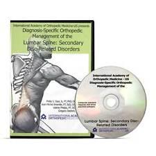 OPTP IAOM Lumbar Spine Secondary Disc DVD