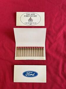 Ford Escort Mk3 RS XR (All Variants)..Retro Memorabilia Matches