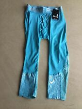 Men's Nike Pro Hypercool 3/4 Max Running Tights, Gym, Training, Large, BNWT