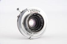Wollensak 3 1/2'' 90mm f12.5 Raptar Extreme W A Wide Angle Large Format Lens V05