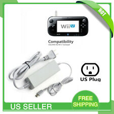 AC Charger Power Supply Adapter for Nintendo Wii U Console Gamepad US Plug AL US