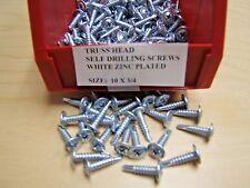 10 x 3/4 truss head self drilling metal screw 25 lbs 4500 pcs Free Shipping