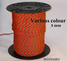 Poly Rope Cord Tie Washing Clothes Line Pulley Sailing Boating Climbing Yacht