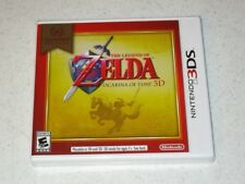 The Legend Of Zelda: Ocarina Of Time 3D Nintendo Selects 3DS Sealed