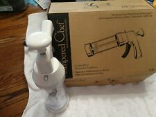 PAMPERED CHEF COOKIE PRESS New in Box