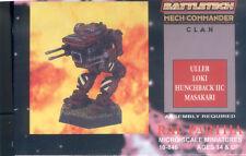 Mechcommander Clan-Box avec Mécas de Ral Partha (Battletech)