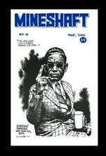 MINESHAFT MAGAZINE #6, 2001, ROBERT CRUMB, <RARE> UNDERGROUND COMIC, NEW
