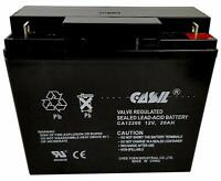 ExpertPower 12V 20AH Sealed Lead Acid Battery with Nut /& Bolt Connector T3 terminals