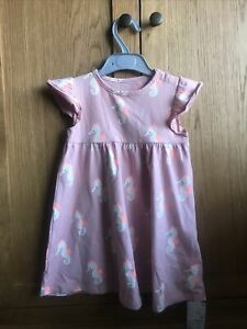 Mark And Spencer Baby Girls Dress 18-24 Months