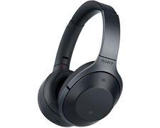 Sony MDR-1000X Kabellose Kopfhörer Mit Geräuschminimierung - Schwarz