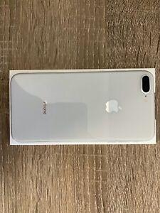 Apple iPhone 8 Plus - 64GB - Silver (Unlocked)