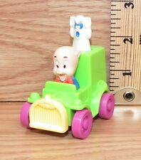 "Vintage Warner Bros. 1992 ""Porky's Ghost Catchers"" Toy Car Only *Read*"