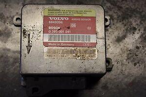 1993 1994 1995 Volvo 850 0285001041 (SRS) Airbag Unit