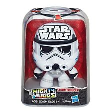 Mighty Muggs Star Wars Stormtrooper #13 by Disney Hasbro - New in Display Box