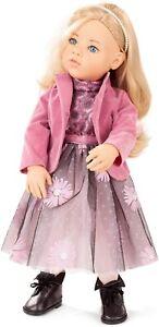 Gotz 2066665 Happy Kidz Sophia Doll - 50 cm Multi-Jointed Standing-Doll
