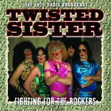 Twisted Sister - Fighting For The Rockers (NEW CD)