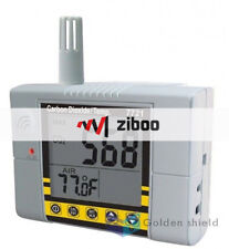 Wall mounting  type CO2 & temperature monitor Tester AZ-7721
