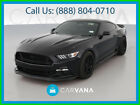 2017 Ford Mustang GT Coupe 2D HID Headlamps Tilt & Telescoping Wheel F&R Head Curtain Air Bags Rear Spoiler