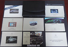2002 Mercedes W220 S S430 S500 S55 S600 Owner Manuals Operator Books Pack # P105