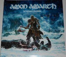 Amon Amarth – Jomsviking 2x LP Ltd Red Vinyl Gatefold / New Re (2018) Metal