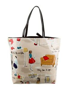 KATE SPADE NEW YORK Kate Spade Garance Doré Bon Shopper Tote Amazing Condition