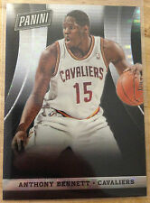 Anthony Bennett 2014 Panini VIP Party Gold National NSCC Pulsar Refractor #d 1/1