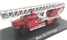 Firefighters Truck Metz DL52 Krupp 1:72 Diecast Ixo Atlas
