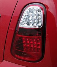 LED Luces Traseras Para BMW Mini One Cooper De La Cola Trasera Lámpara Lente & Nuevo R50 con niebla