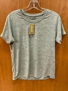 Patagonia Women's Capilene Cool Daily T-Shirt (Feather Grey) 45225 $35 Retail