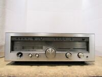 Luxman R-1120A AccuTouch CLL Am/FM Stereo Tuner Amplifier Receiver POWER ISSUES