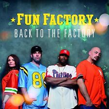 FUN FACTORY - BACK TO THE FACTORY  2 CD NEU