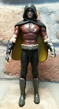 "DC Universe Legacy Edition Arkham City ROBIN 6"" Action Figure Mattel comic joker"
