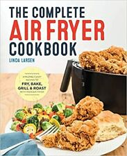 The Complete Air Fryer Cookbook: Amazingly Easy Recipes to Fry- Kindle Edition