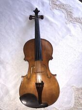 Beautiful Handmade Old Violin Made By Charles Gleason 1927